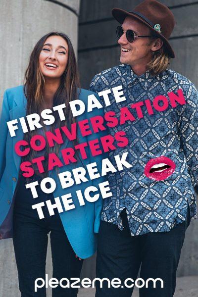 First Date Conversation Starters Pin2
