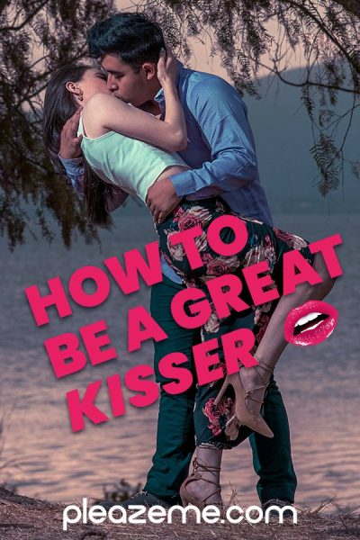 Great Kisser Pin2