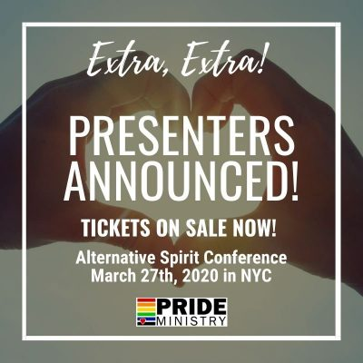 Presenters announced